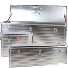 Aluminium Transport-Box Alu 76 Liter ALU76 L 592 x B 388 x H 409 mm