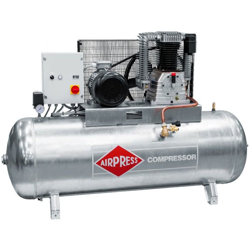 Kompressor 10 PS 500 Liter 14 bar GK1500-500 SD Typ 369674